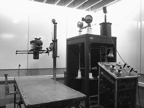 vintage x machine